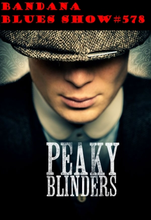 Bandana Blues #578 Peaky Blinders