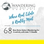 Artwork for Episode 68:  New Home Sales | Wandering for Creativity with Juan Y Claudia