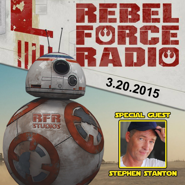 RebelForce Radio: March 20, 2015