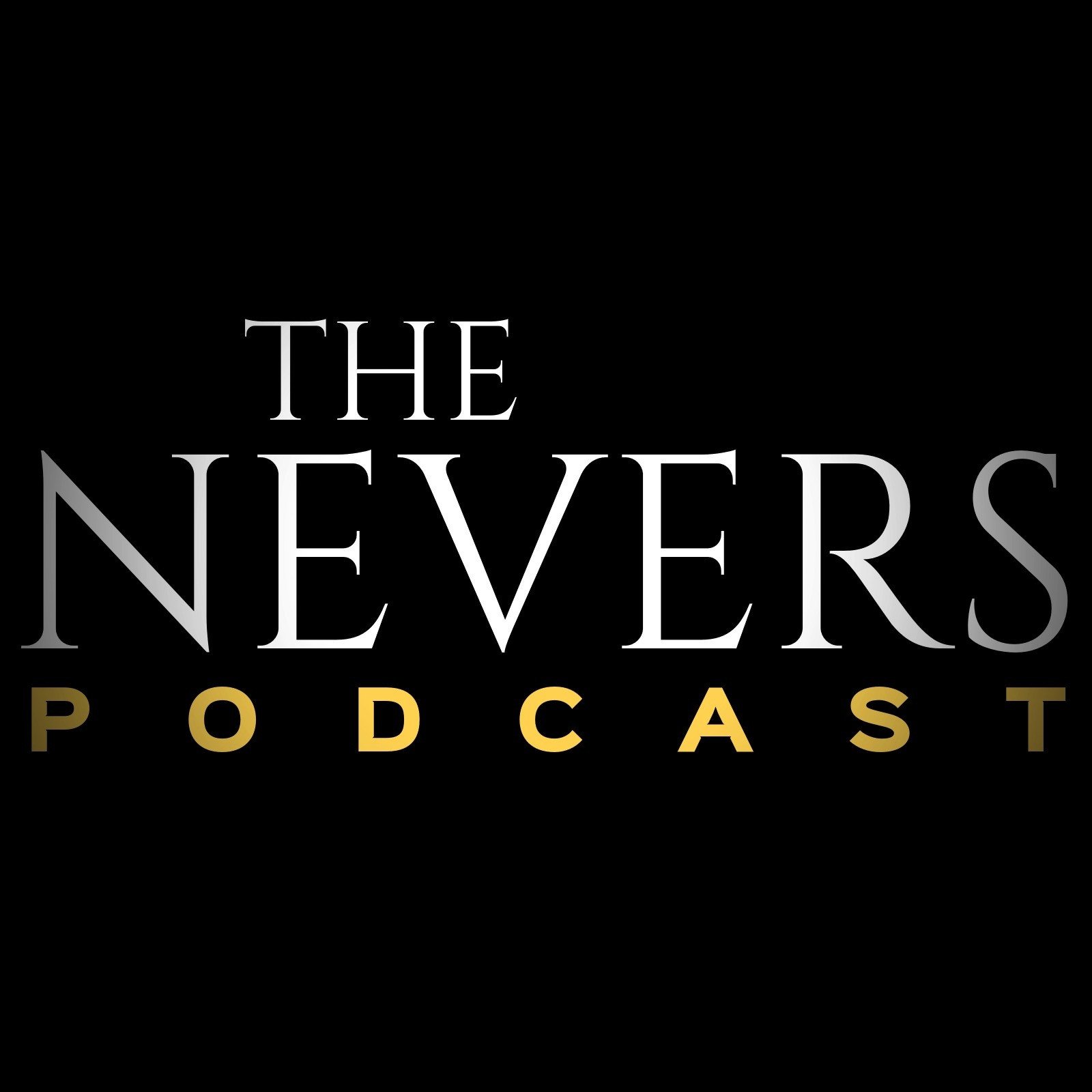 The Nevers Podcast show art