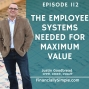 Artwork for The Employee Systems needed for Maximum Value