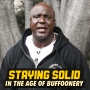 Artwork for Staying Solid in the Age of Buffoonery