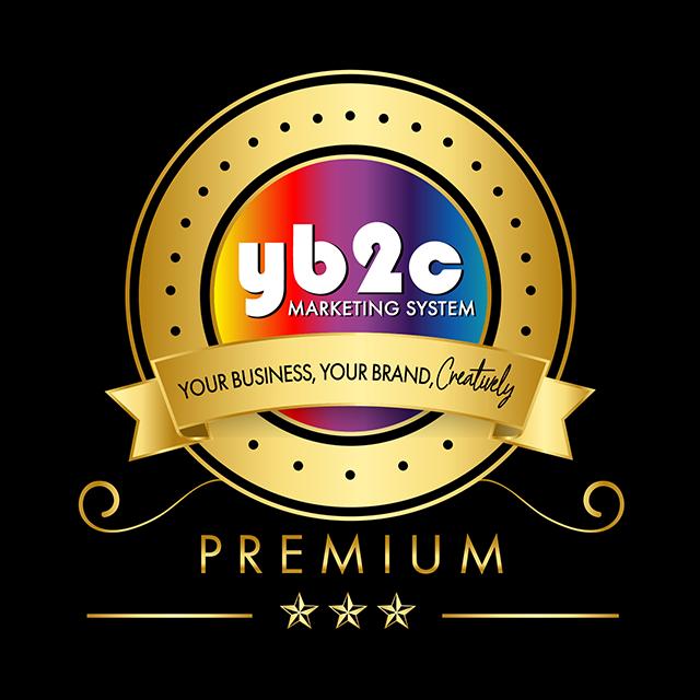 YB2C Premium Logo