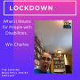 Artwork for Lockdown and What it Means for People with Disabilities