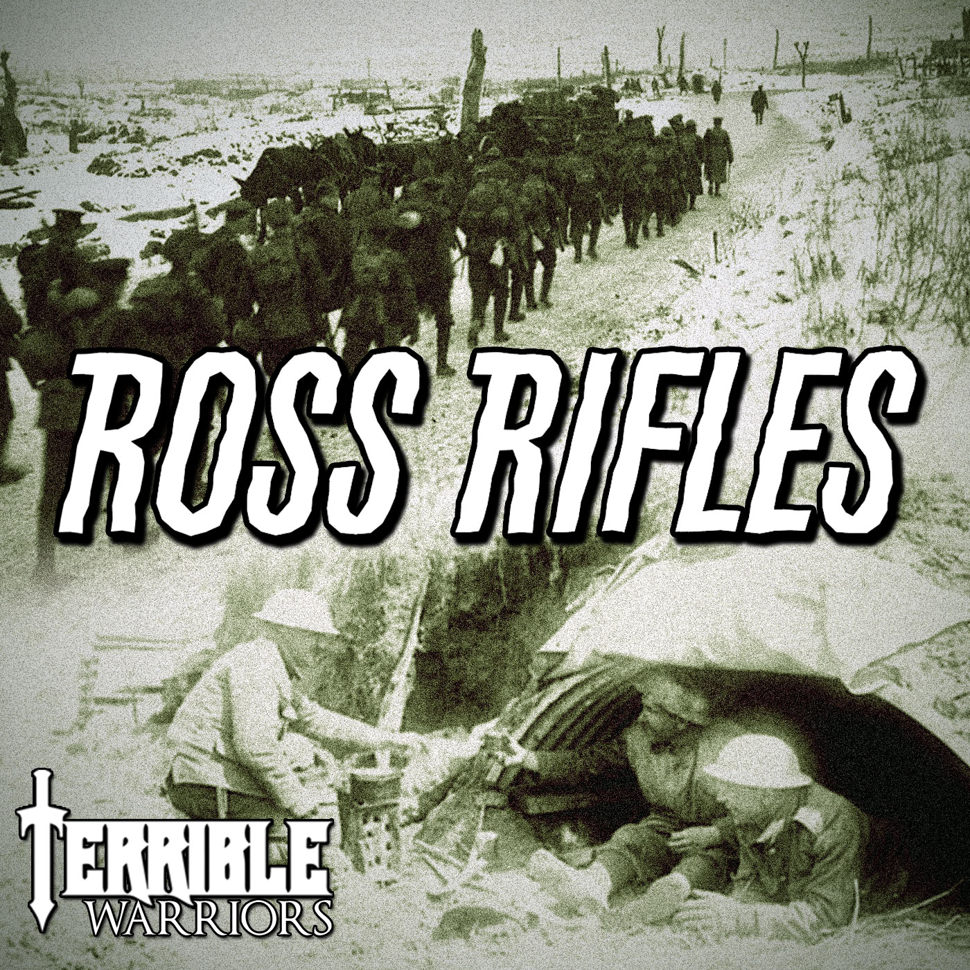 Artwork for Ross Rifles 04: Post-Game Debrief