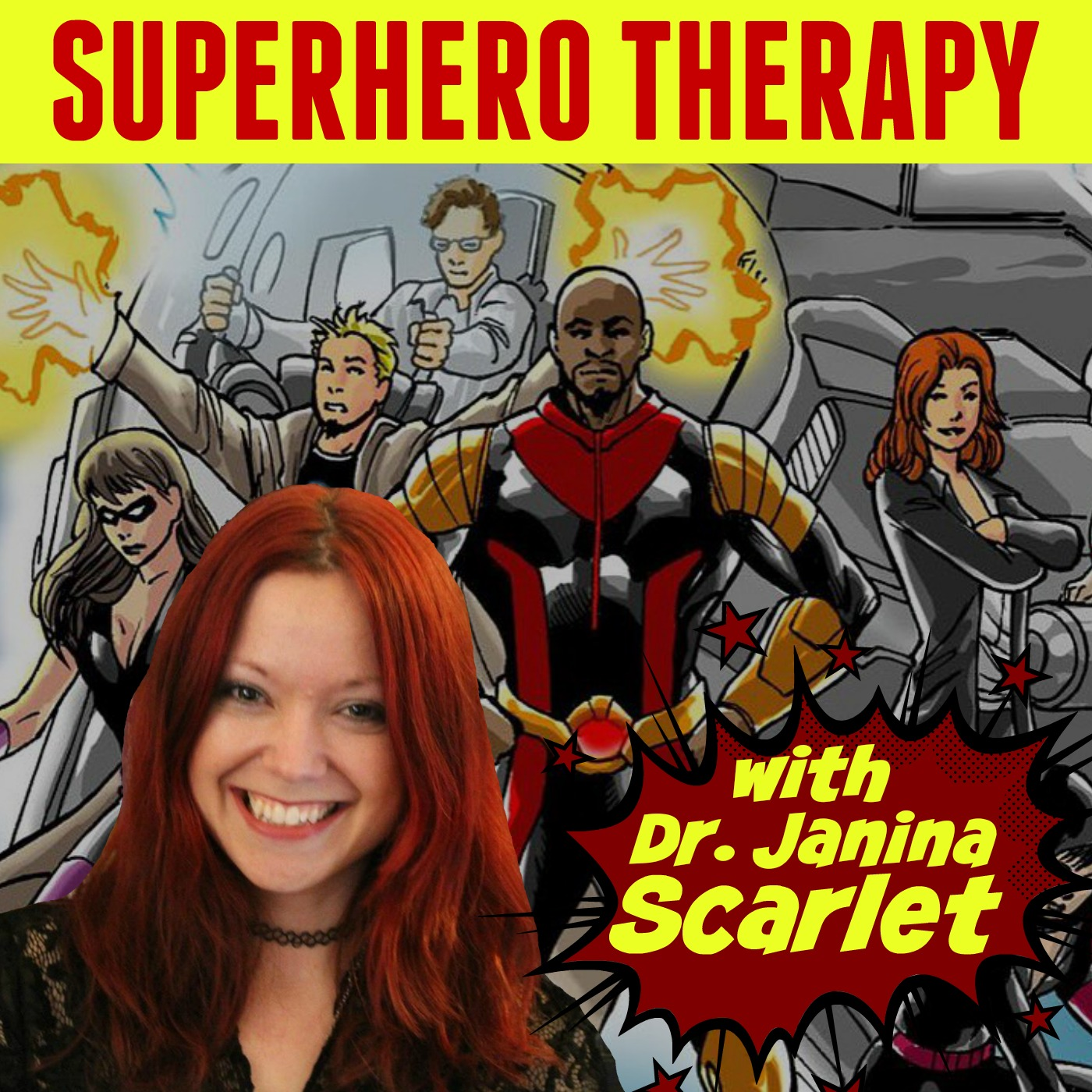 Image result for superhero therapy jessica jones