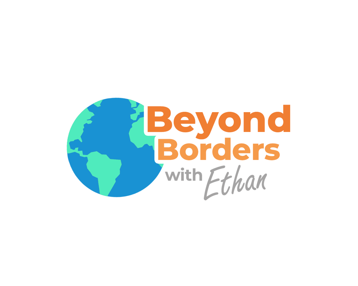 Beyond Borders with Ethan #1: Speak English with Vanessa — How to Find Time to Learn and More…
