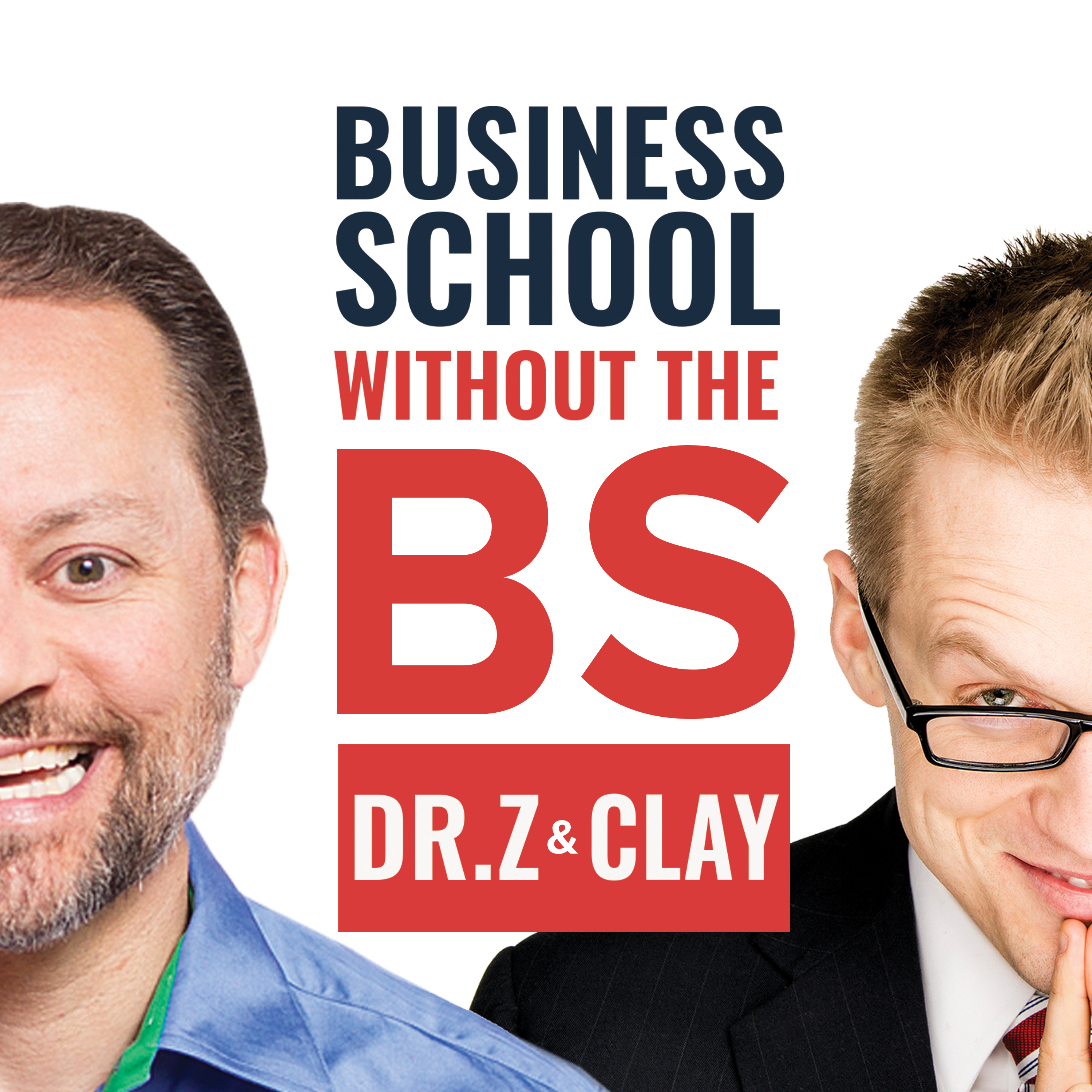 Thrivetime Show | Business School without the BS show art