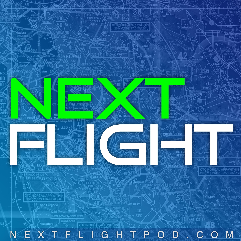 NextFlight - Aviation For Pilots show art