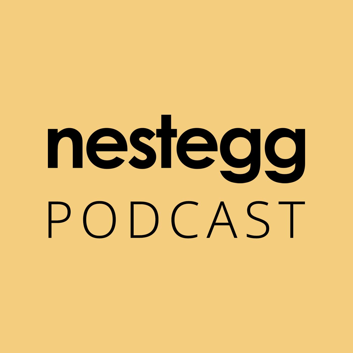 The nestegg Podcast show art