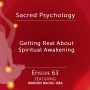 Artwork for Episode 63: Getting Real About Spiritual Awakening with Marion Bacol-Uba