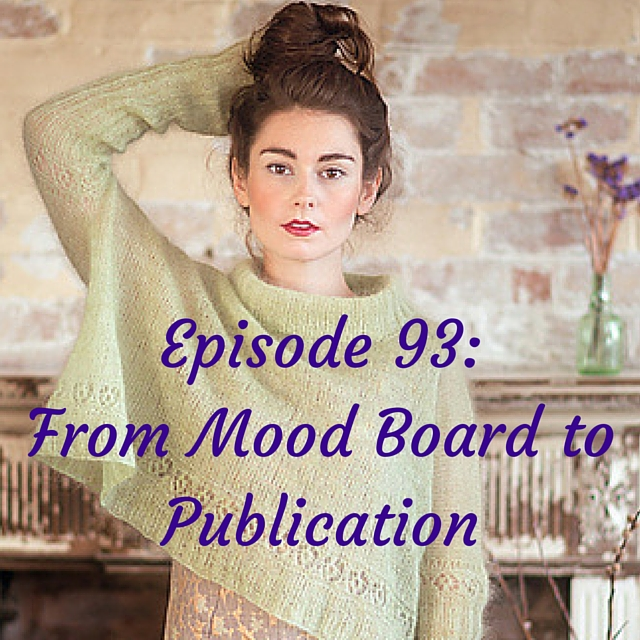 Episode 93: From Mood Board to Publication