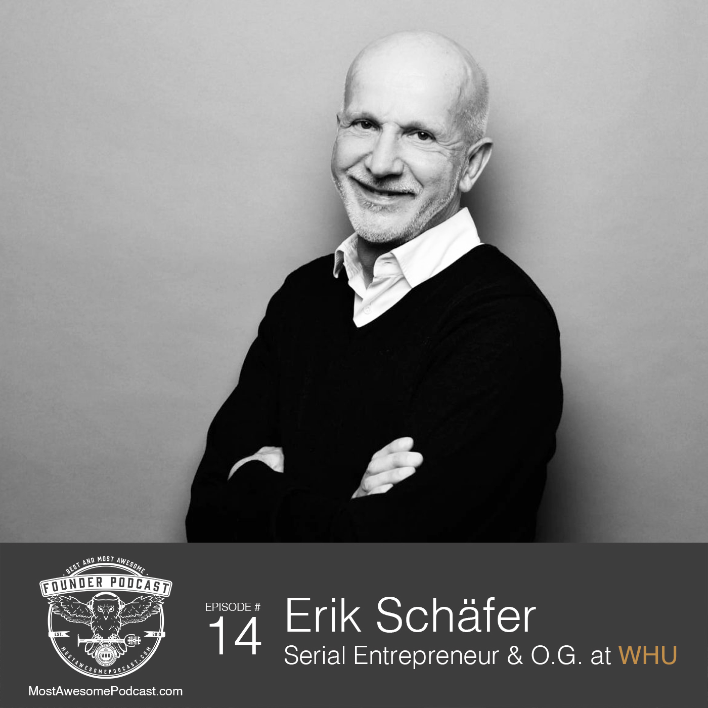 Ep. 14 - Entrepreneurship, Investment, and the Art of Guanxi with Erik Schäfer