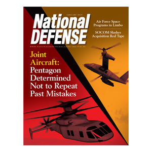 Artwork for Joint Aircraft: Pentagon Determined Not to Repeat Past Mistakes - January 2015