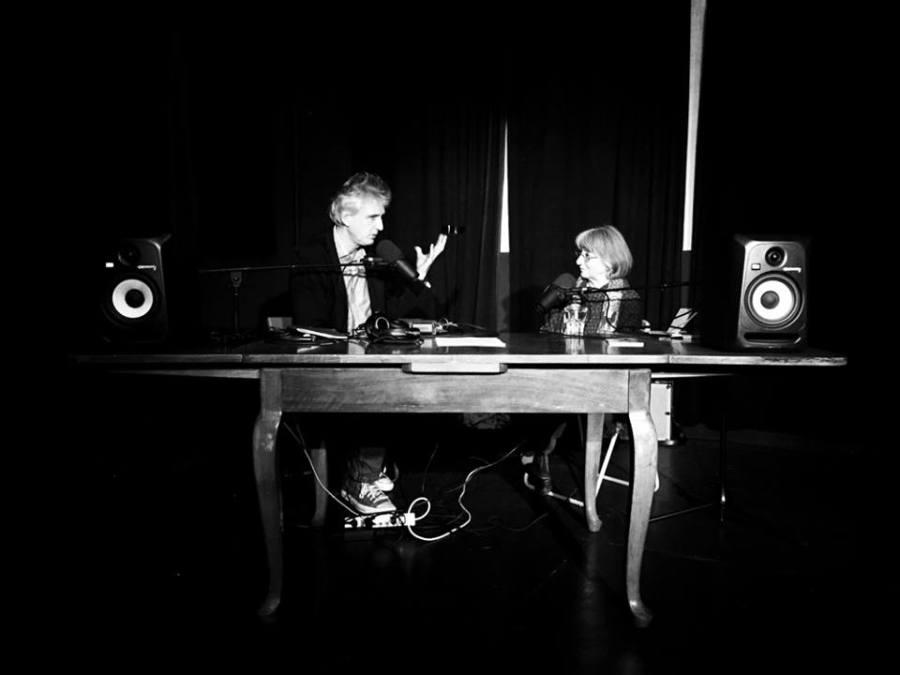 Con Vania Luraschi, organizzatrice di teatro. Creare un mondo di teatro in Ticino.