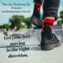 Artwork for Episode 168 - Get Your Feet Moving in the Right Direction