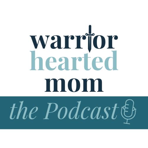 Warrior Hearted Mom show art