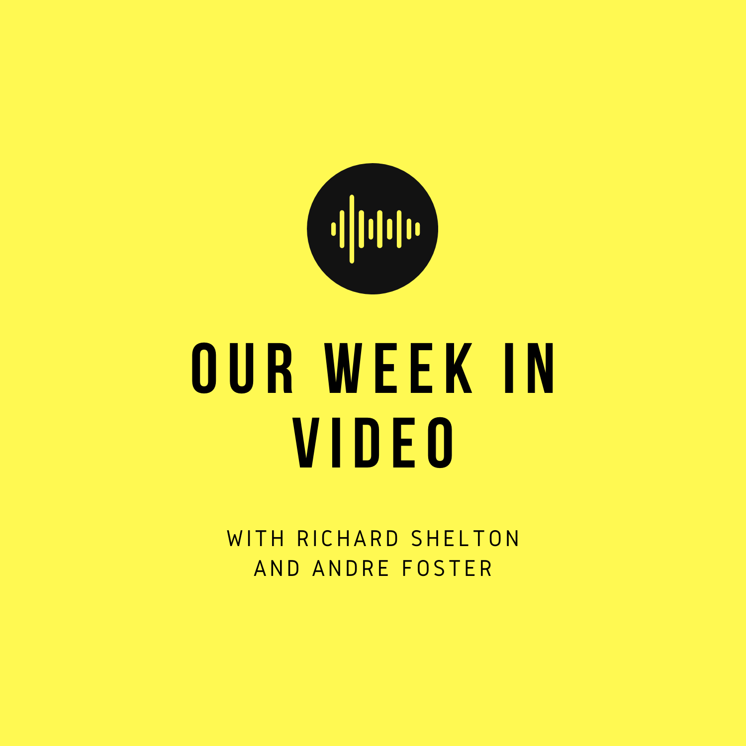 Our Week in Video | Video Production | Wedding Videography | Digital Media & Filmmaking show art