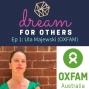 Artwork for Ep 1. Ula Majewski from Oxfam Australia