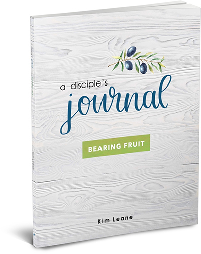Kim Leane A Disciple's Journal Bearing Fruit