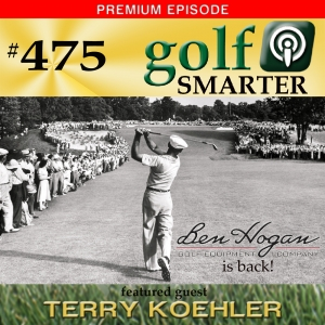 475P: Ben Hogan Golf Clubs are Back!