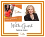 Artwork for Make your Business Unstoppable!  Tish chats with Debbie Allen