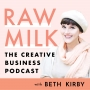 Artwork for How I went from Depressed & Divorced to Living My Dream Life - with Beth Kirby