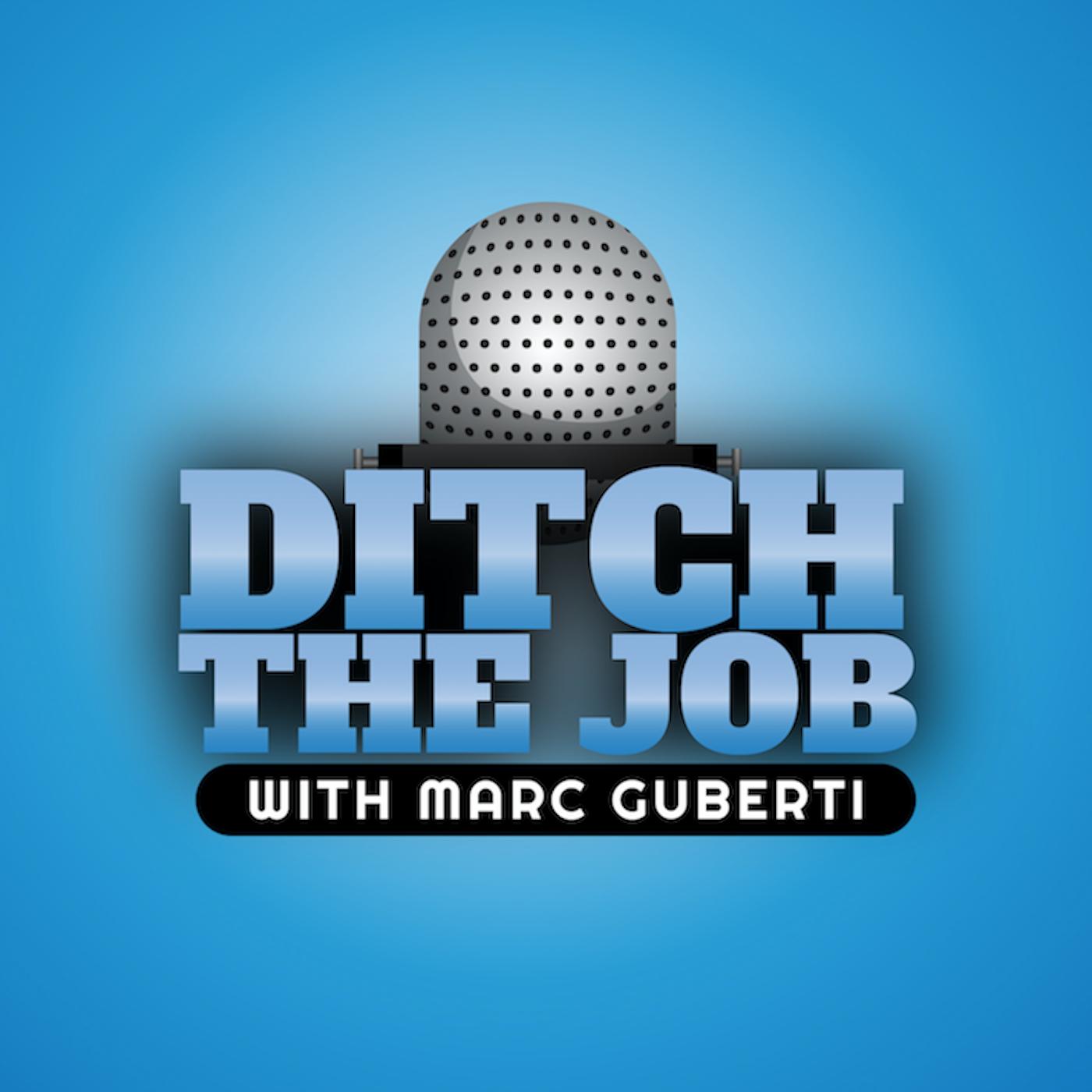 Ditch The Job show art