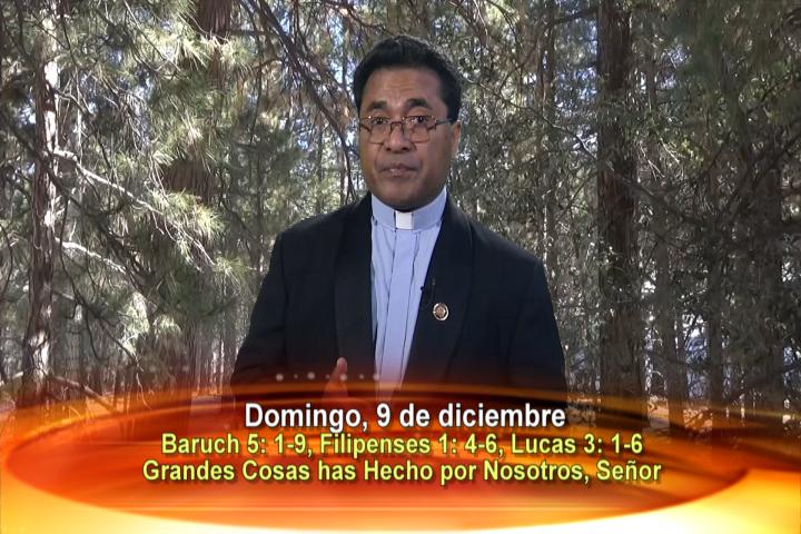 Artwork for Dios te Habla con Fr. Beni Leu, SVD;  Tema el hoy: Grandes cosas has hecho por nosotros, Señor.