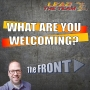Artwork for What Are You Welcoming Into Your Life? | The FRONT