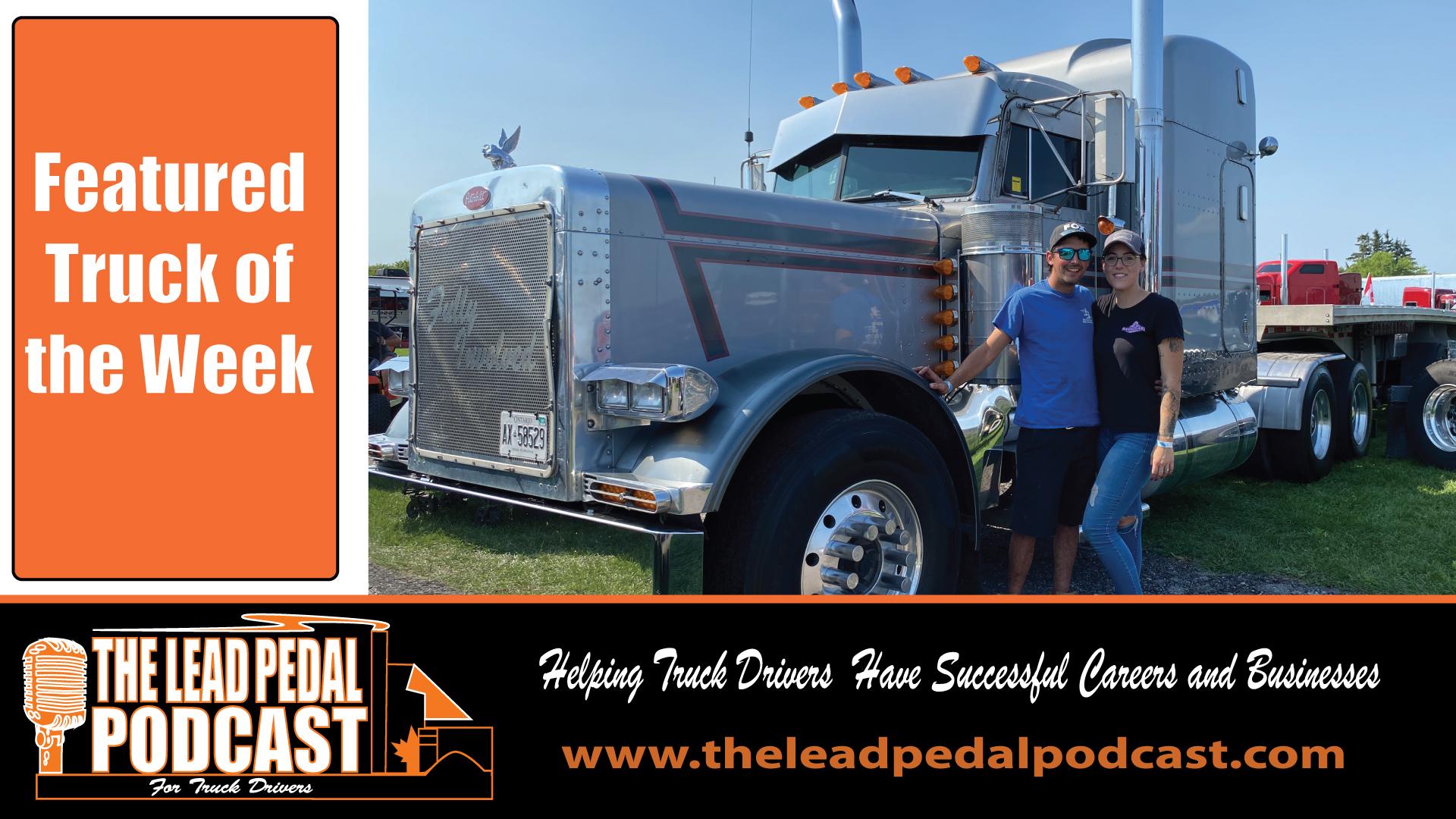LP691 Featured Truck of the Week - 2004 Peterbilt