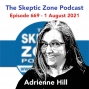 Artwork for The Skeptic Zone #669 - 1.August.2021