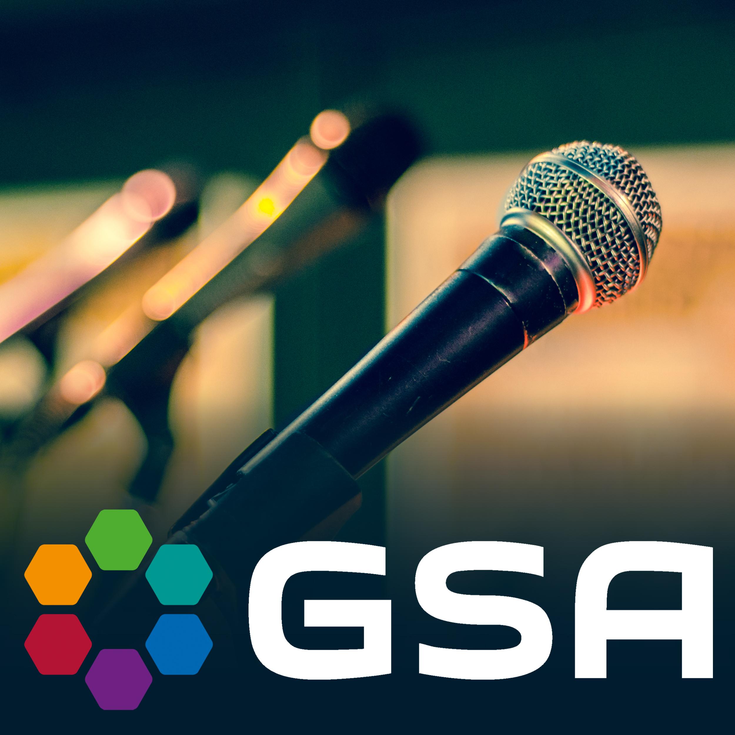 GSA Podcast mit Dr. Stephan Meyer show art