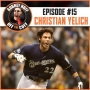 Artwork for Off the Cuff with Aubrey Huff #15: Christian Yelich
