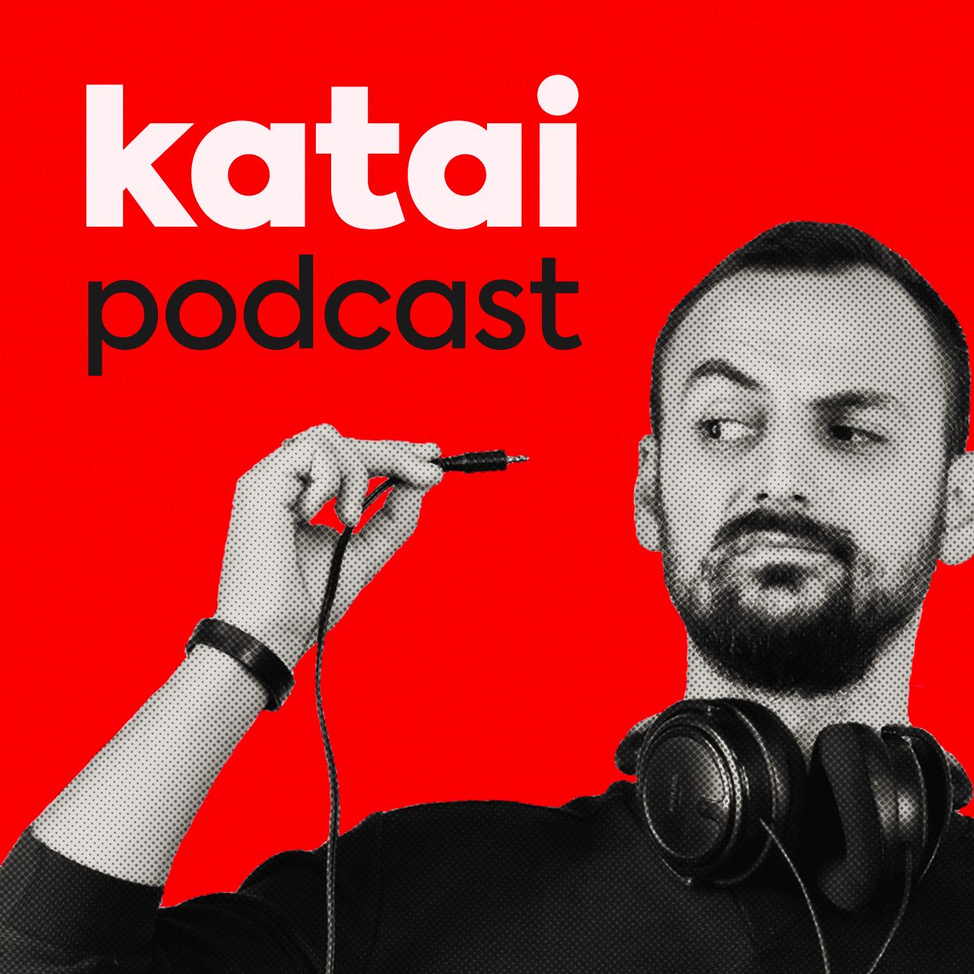 Katai Podcast show art