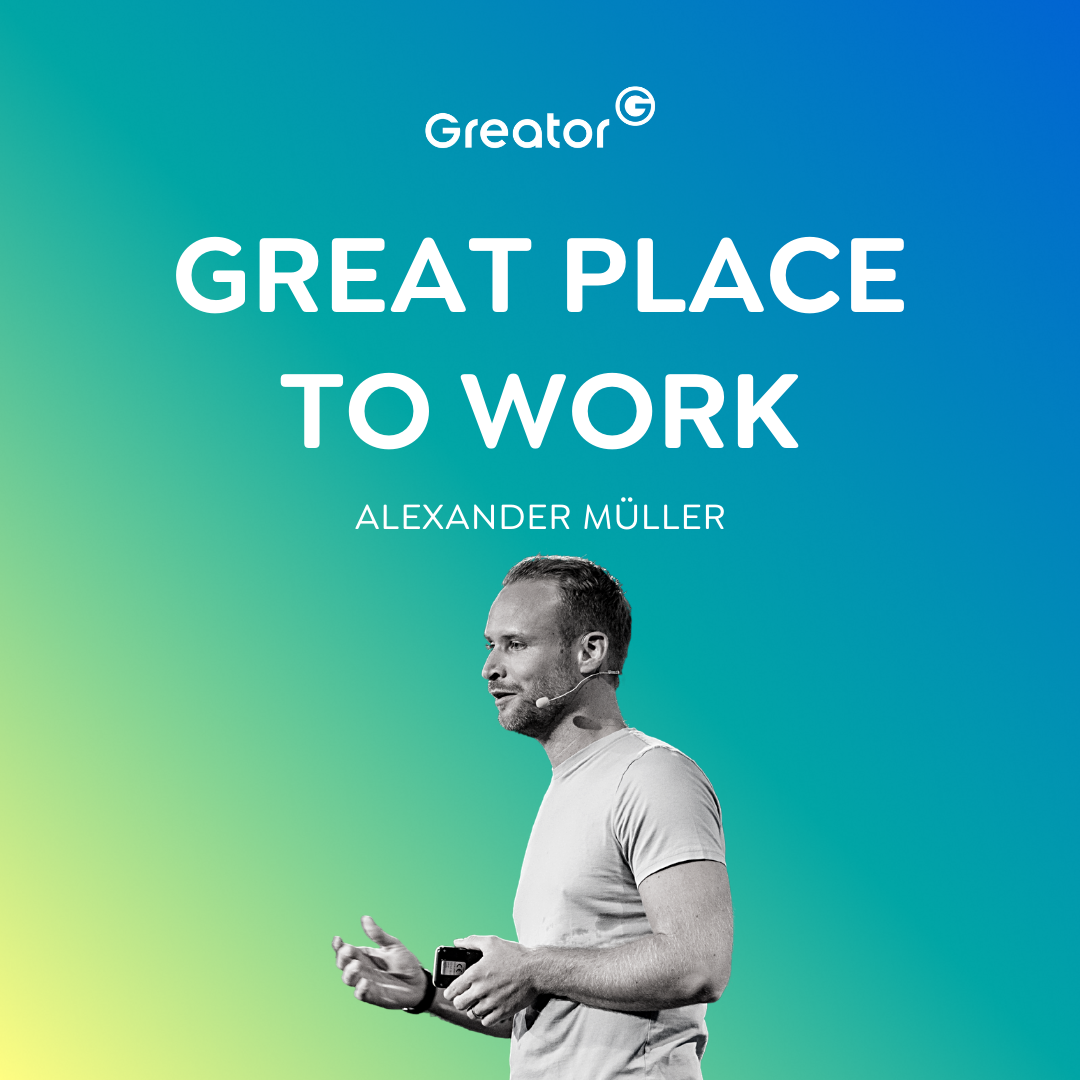 EN | Selbstverwirklichung: Tipps, wie deine Mitarbeiter ihren Job lieben // Alexander Müller