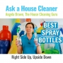 Artwork for Best Spray Bottles for Cleaning Solutions (House Cleaning, Airbnb, VRBO)