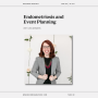 Artwork for Endometriosis and Event Planning with Jessica Wonders | Ep 011