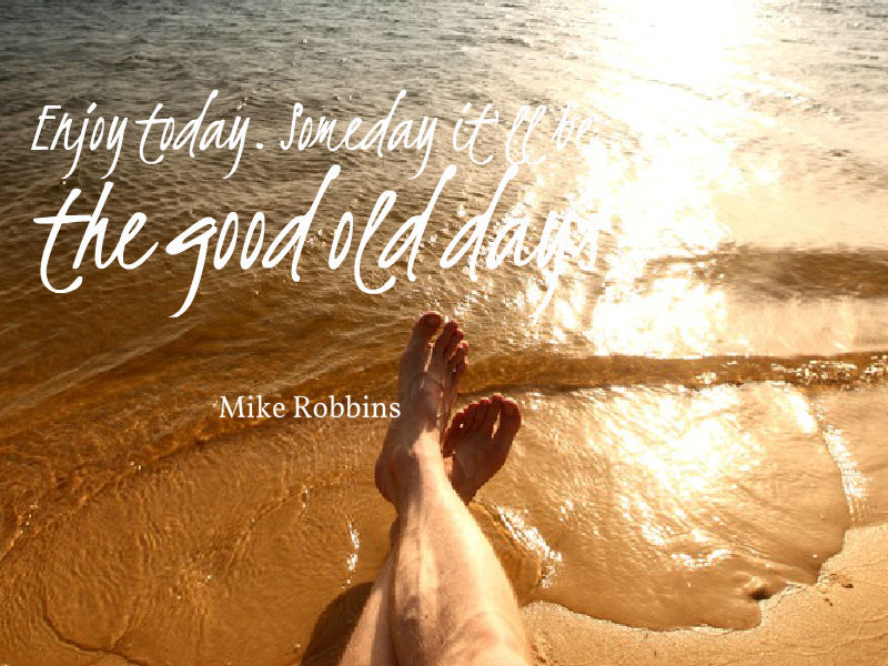 """The POWER of Gratitude"" with Mike Robbins"