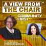 Artwork for Community First w/Katie D. Martin, Communications Manager with Plains All American Pipeline| A VIEW FROM THE CHAIR