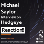 Artwork for Michael Saylor Interview on Hedgeye Reaction - E221
