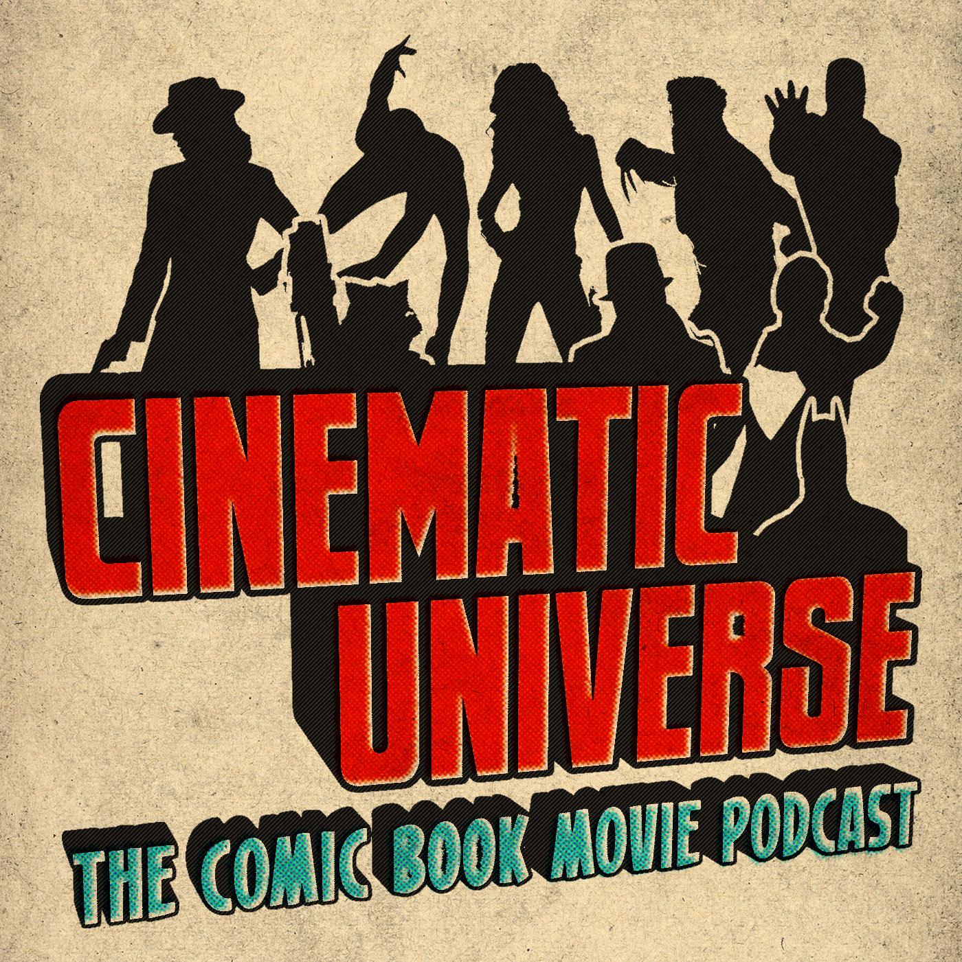 Cinematic Universe show art