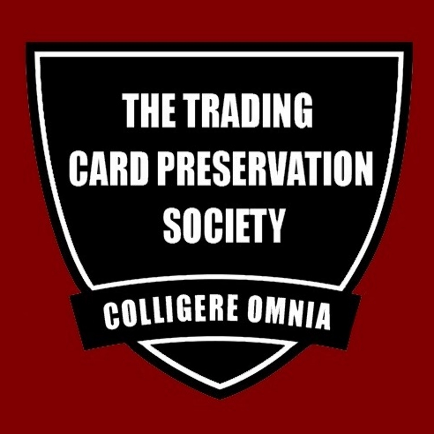 The Trading Card Preservation Society show art