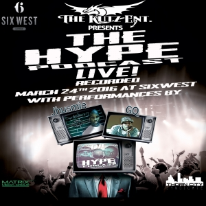The Hype Podcast episode #66 The Hype Podcast Live with GQ and Jhusmie