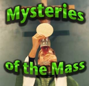 SPECIAL EPISODE - Welcome to the Mysteries of the Mass Podcast