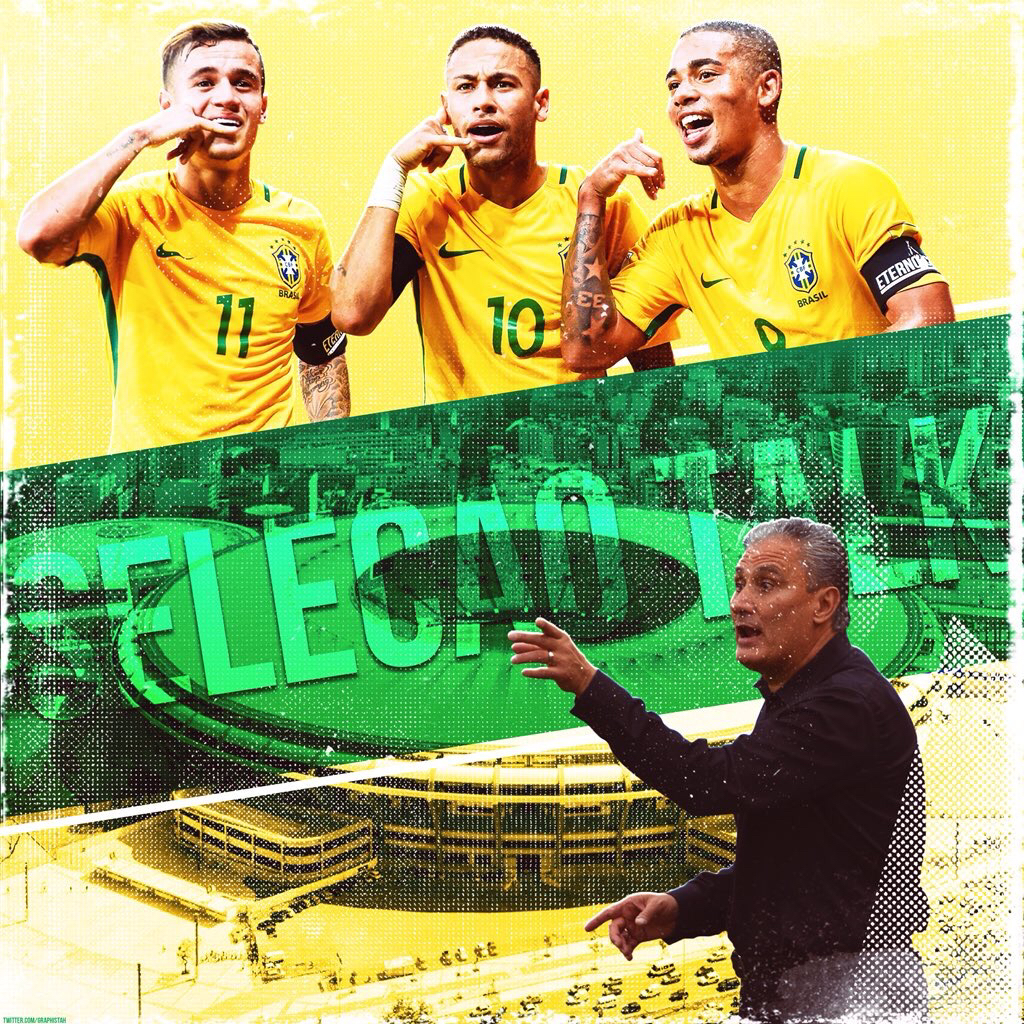 Artwork for Brazil x Argentina Rapid Reaction