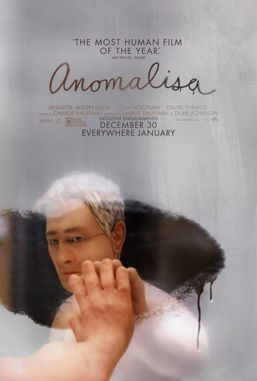 Ep. 212 - Anomalisa (Adaptation vs. Eternal Sunshine of the Spotless Mind)