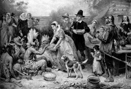 CST #109: Thanksgiving...Barron Style
