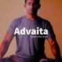 Artwork for ADVAITA, the path of Non Duality towards Moksha | Discourse & Guided Meditation