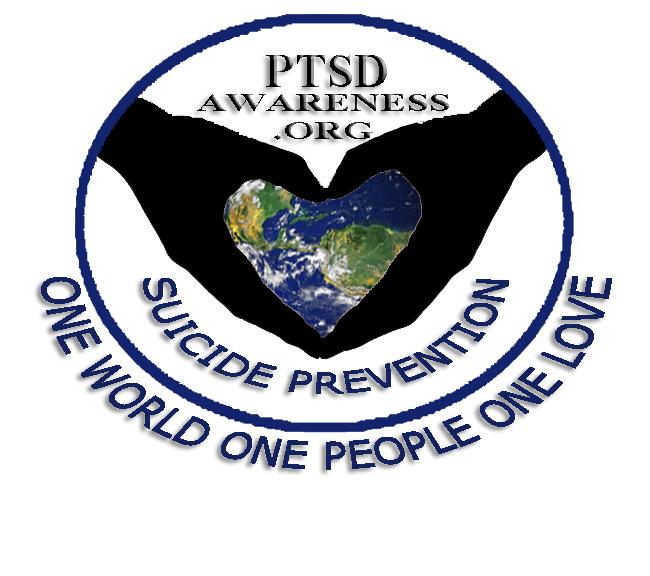 Artwork for PTSD Awareness - Suicide Prevention